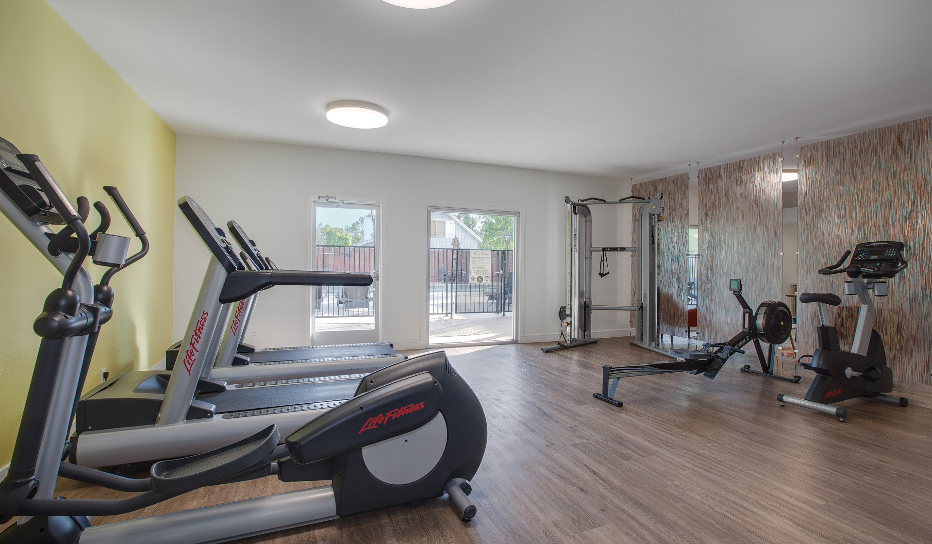 Villas of Pasadena Apartment Homes | Fitness Center